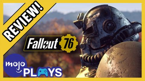 Fallout 76 Review - A Sad, Hostile Wasteland