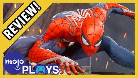 Spider-Man PS4 Review