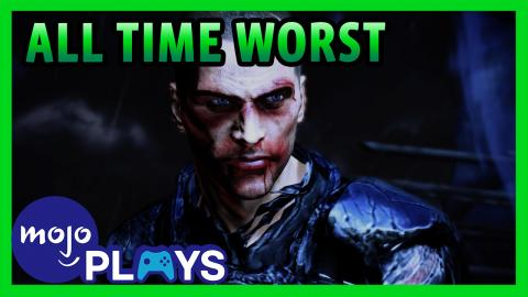 Worst Video Game Ending EVER: Mass Effect 3