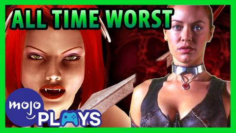 Worst Video Game Movie of All Time: BloodRayne