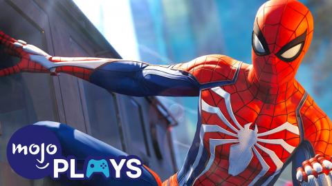 Why Spider-Man Is The Best Superhero for a Video Game