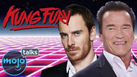 Schwarzenegger joins cast of Kung Fury!! - Mojo Talks