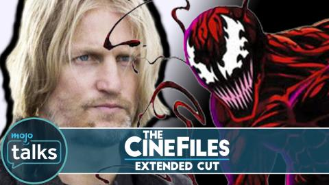 Can Woody Harrelson Pull Off CARNAGE in Sony's Venom Movie? - The CineFiles Extended Cut