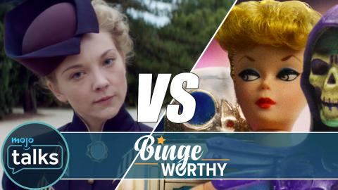 The Toys That Made Us vs Picnic at Hanging Rock - Bingeworthy? MojoTalks