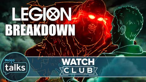 Legion Season 2 Episode 11 BREAKDOWN - WatchClub