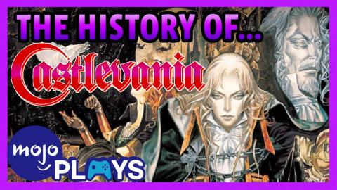 History of Castlevania! From Belmont to Alucard