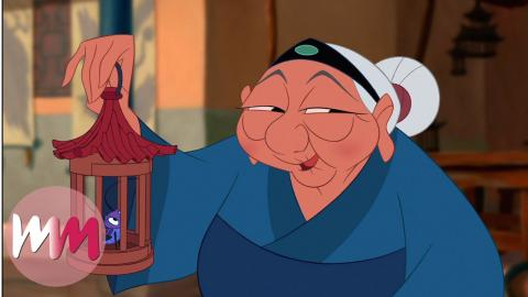 Another Top 10 Underrated Female Disney Characters