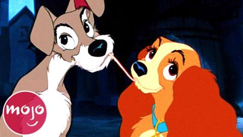 Top 10 Cutest Disney Animal Couples
