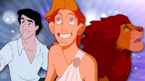 Top 10 Disney Princes