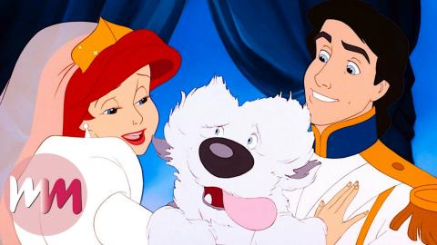 Top 10 Best Disney Weddings of All Time