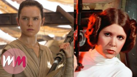 Top 10 Female Characters of the Star Wars Franchise