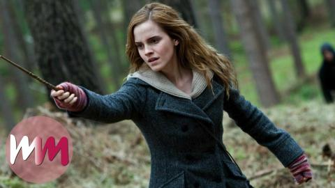 Top 10 Best Hermione Granger Moments