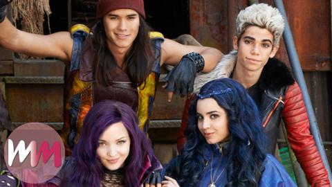 Top 10 Songs from Disney's Descendants Franchise
