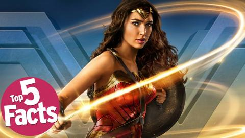 Top 5 Wonder Woman the Movie Facts