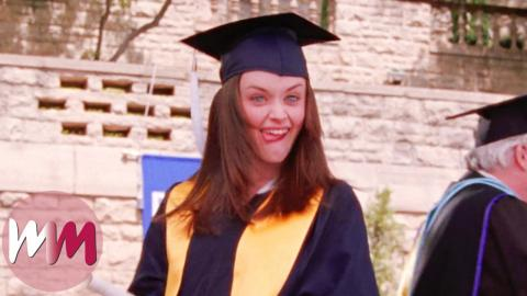 Top 10 Memorable Graduation TV Scenes