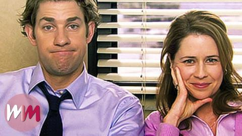 Top 10 Cutest Jim & Pam Moments on The Office