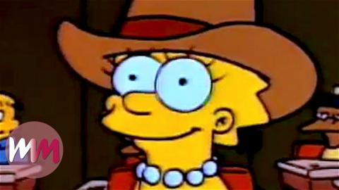 Top 10 Best Lisa Simpson Storylines