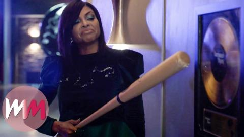 Top 10 Most Outrageous Cookie Lyon Moments