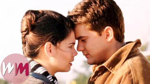 Top 10 Pacey & Joey Moments from Dawson's Creek
