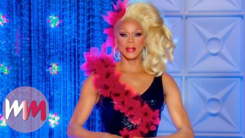 Top 10 RuPaul Outfits