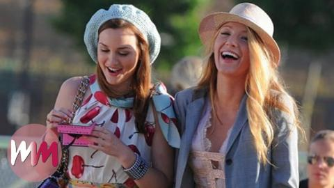 Top 10 Serena & Blair Fashion Moments