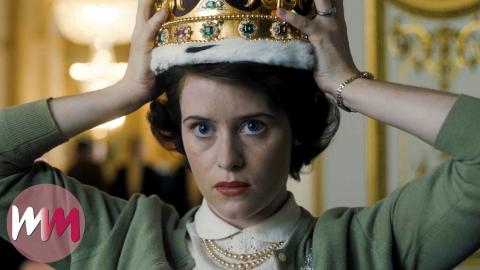 Top 10 Shocking 'The Crown' Moments (Season 1)