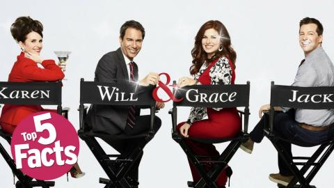 Top 5 Facts About the Will & Grace Return