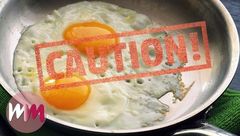 Top 5 Surprising Foods You Should NEVER Reheat
