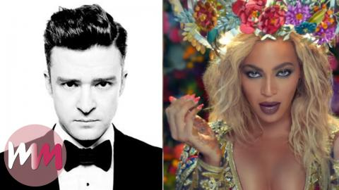 Top 10 Songs You Didn't Know Were Written by Justin Timberlake
