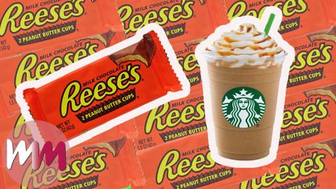Top 10 Starbucks Frappuccino Flavors We NEED