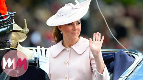 Top 10 Kate Middleton Style Moments