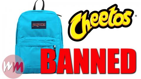 Top 10 Shocking School Bans