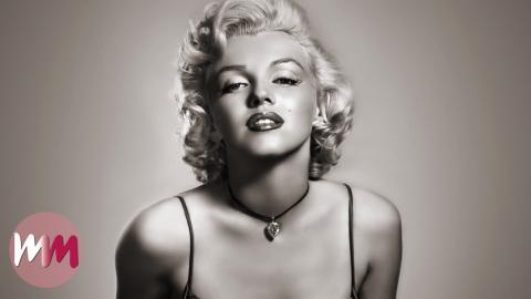 Top 10 Things You Didn't Know About Marilyn Monroe