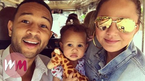 Top 10 Times Chrissy Teigen & John Legend Made Us Believe in Love