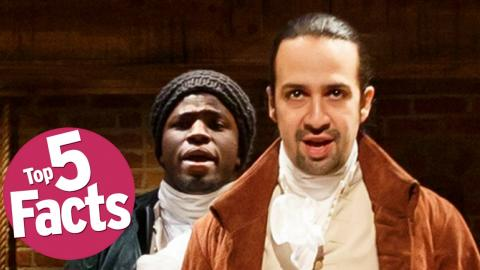 "Top 5 fascinating facts about ""Hamilton: An American Musical"