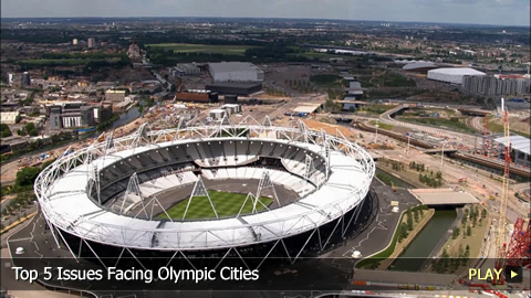 Top 5 Issues Facing Olympic Cities