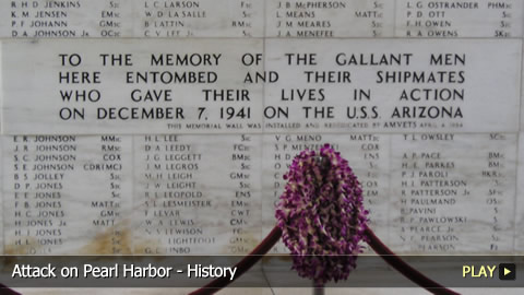 World War II: Attack on Pearl Harbor - History