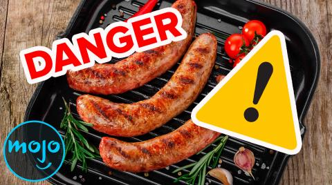 Another Top 10 Foods That Can Kill You