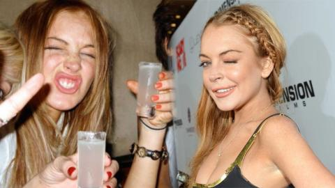 Top 10 Celebrity Party Animals