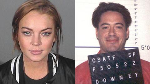 Top 10 Celebrity DRUG BUSTS
