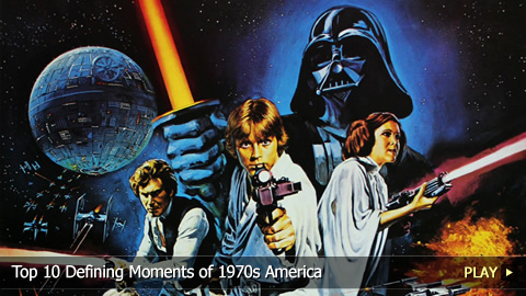 Top 10 Defining Moments of 1970s America