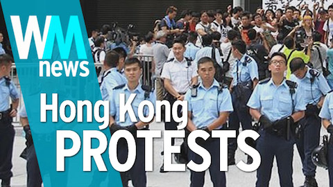 10 Hong Kong Protest Facts - WMNews Ep. 3
