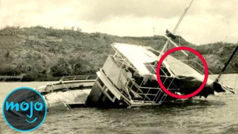 Top 10 Mysterious Ghost Ships