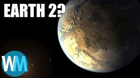 Top 10 Places Where Life Might Exist Beyond Earth