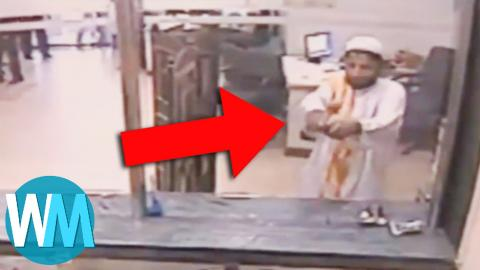 Top 10 Robbery FAILS Caught on Tape