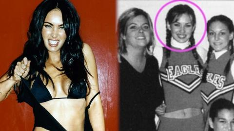 Top 10 Sexy Celebrities Who Used to be Cheerleaders