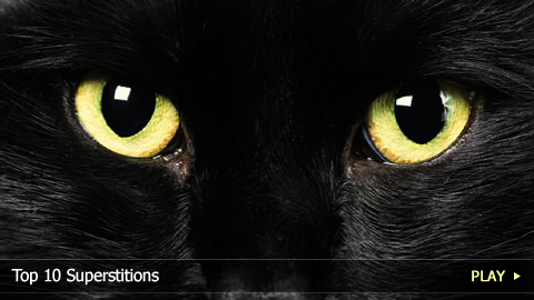 Top 10 Most Common Superstitions
