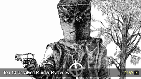 Top 10 Unsolved Murder Mysteries