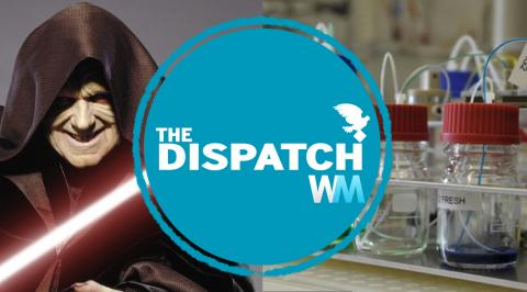Ukrainian Sith Lord and Electronic Blood: The Dispatch Ep. 1