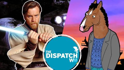 Jediism, Horses on Meth and KILLER GAME SHOWS: The Dispatch #42
